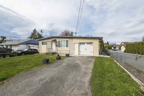 House for sale at 45925 Lewis Ave Chilliwack British Columbia - MLS: R2383985
