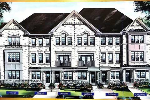 Townhouse for rent at 4594 16th Ave Markham Ontario - MLS: N4490886