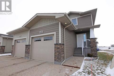 Townhouse for sale at 4594 Harbour Village Wy Regina Saskatchewan - MLS: SK753364