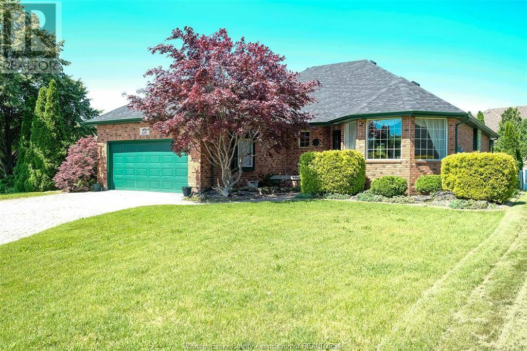 House for rent at 4595 Southwood Lakes Blvd Windsor Ontario - MLS: 19026577