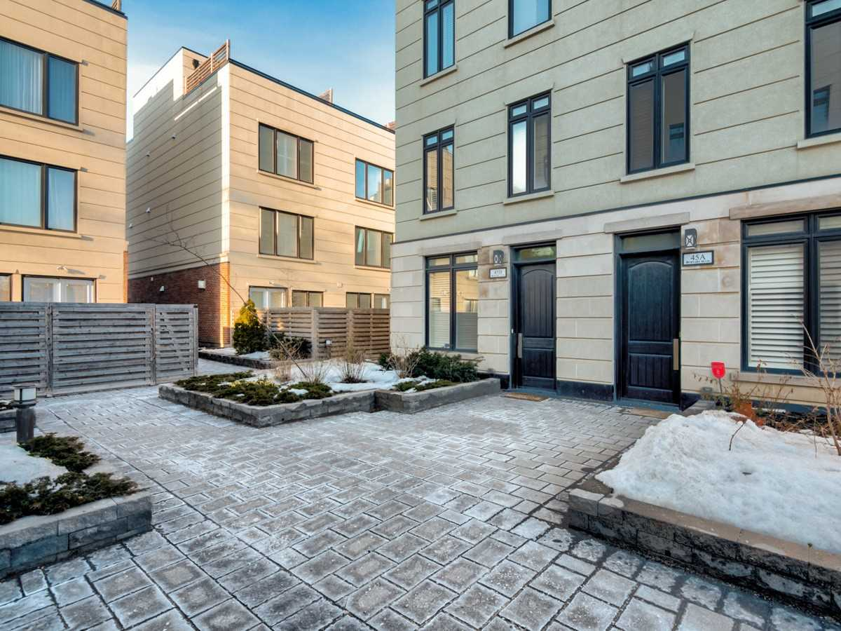 For Sale: 45a Burnaby Boulevard, Toronto, ON | 3 Bed, 3 Bath Townhouse for $1730000.00. See 25 photos!