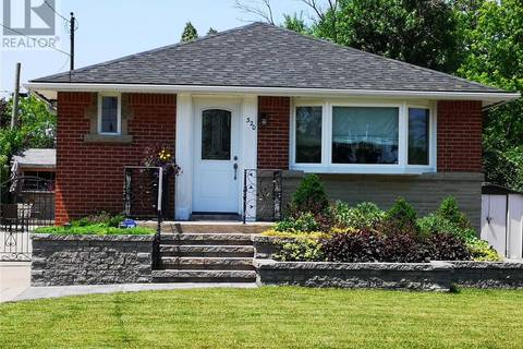 House for sale at 320 East 45th St East Unit 45th Hamilton Ontario - MLS: X4510632