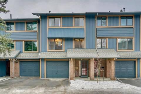 Townhouse for sale at 10030 Oakmoor Wy Southwest Unit 46 Calgary Alberta - MLS: C4236725