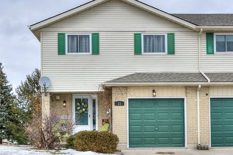 Condo for sale at 11 Lindsay Rd Woodstock Ontario - MLS: X4381562