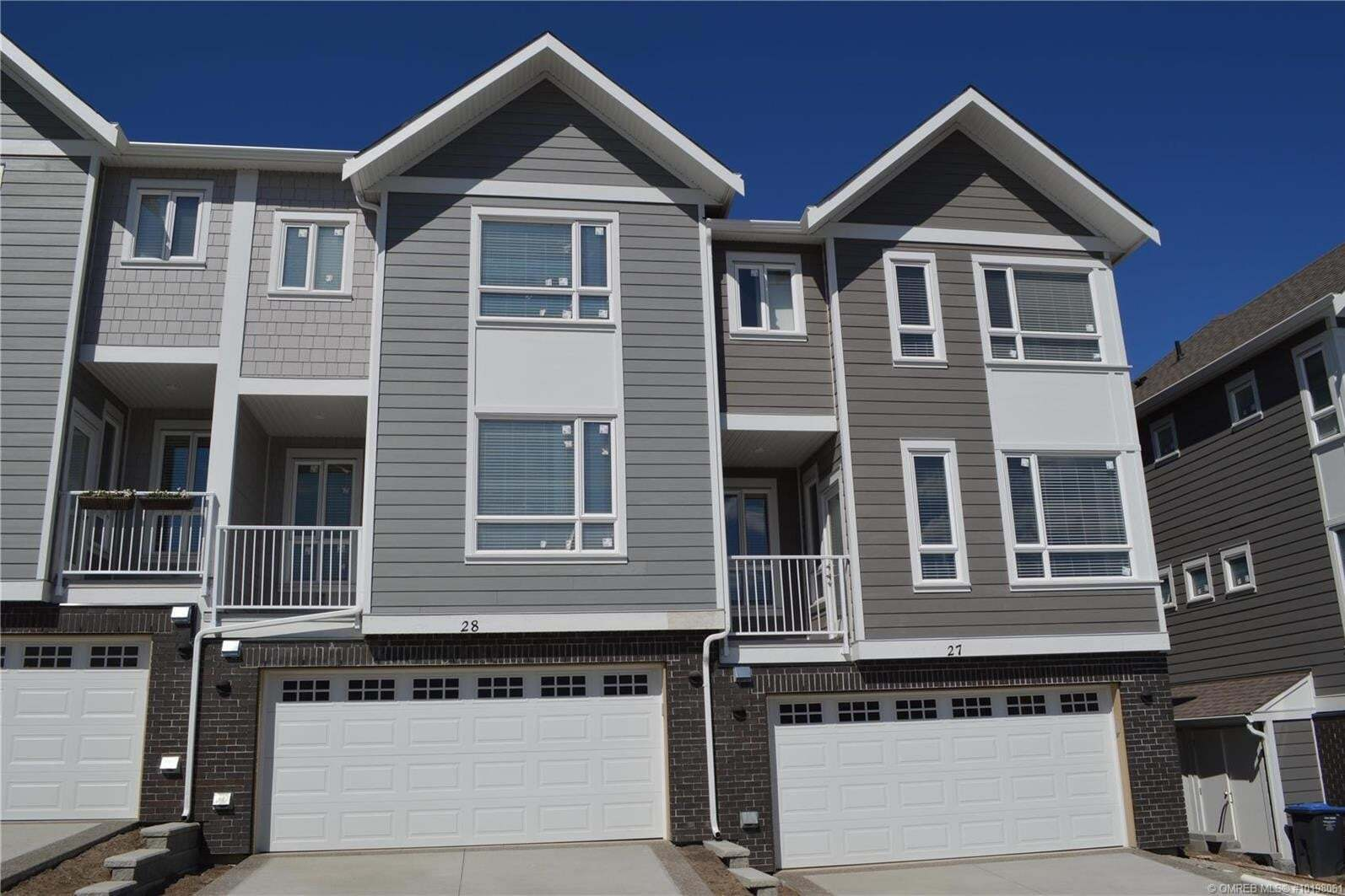 Townhouse for sale at 13098 Shoreline Wy Unit 46 Lake Country British Columbia - MLS: 10198061
