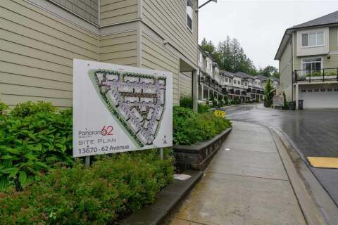Townhouse for sale at 13670 62 Ave Unit 46 Surrey British Columbia - MLS: R2463191