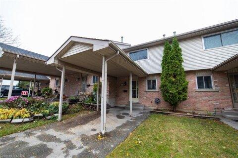 Townhouse for sale at 151 Bonaventure Dr Unit 46 London Ontario - MLS: 40037484