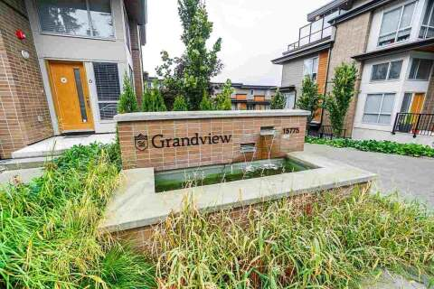 Townhouse for sale at 15775 Mountain View Dr Unit 46 Surrey British Columbia - MLS: R2473573