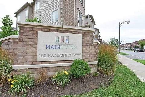 Townhouse for rent at 165 Hampshire Wy Unit 46 Milton Ontario - MLS: W4495220