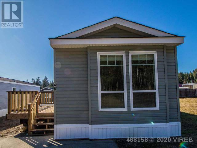 Home for sale at 1720 Whibley Rd Unit 46 Coombs British Columbia - MLS: 468158