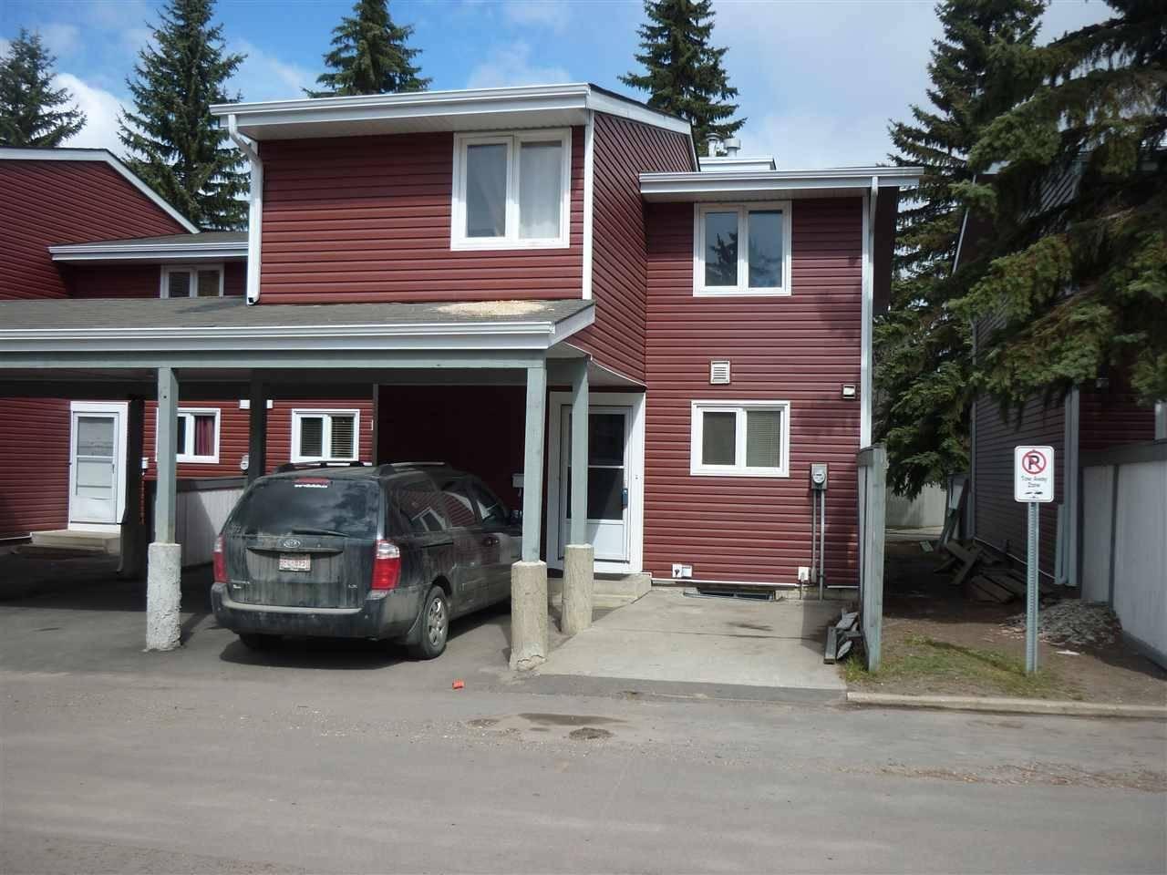 Townhouse for sale at 1904 48 St Nw Unit 46 Edmonton Alberta - MLS: E4154380