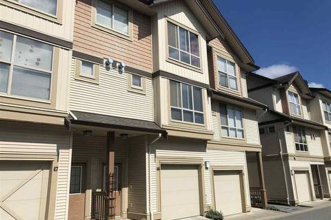 Townhouse for sale at 20350 68 Ave Unit 46 Langley British Columbia - MLS: R2398908