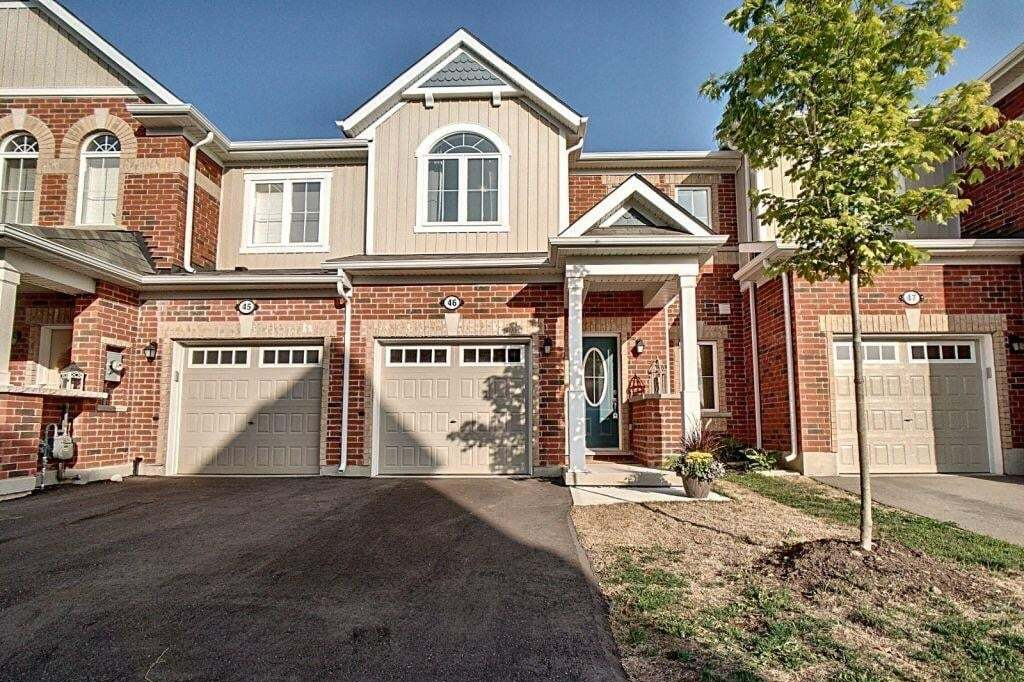 Townhouse for sale at 22 Spring Creek Dr Unit 46 Waterdown Ontario - MLS: H4088528