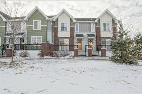 Townhouse for sale at 2336 Aspen Tr Unit 46 Sherwood Park Alberta - MLS: E4147667