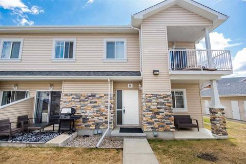 Townhouse for sale at 2508 Hanna Cres Nw Unit 46 Edmonton Alberta - MLS: E4155945