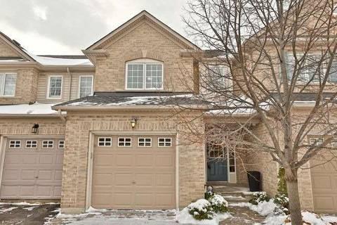 Townhouse for sale at 2511 Boros Rd Unit 46 Burlington Ontario - MLS: W4634324