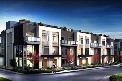 Condo for sale at 26 Applewood Ln Unit 46 Toronto Ontario - MLS: W4454657