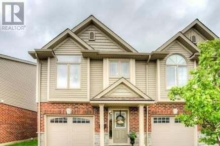 Townhouse for sale at 3399 Castle Rock Pl Unit 46 London Ontario - MLS: 262554