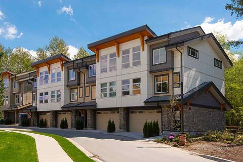 Townhouse for sale at 39548 Loggers Ln Unit 46 Squamish British Columbia - MLS: R2366047