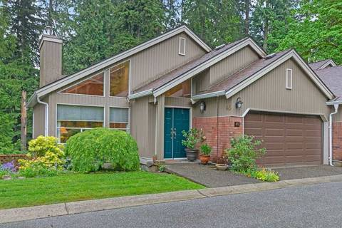 Townhouse for sale at 4055 Indian River Dr Unit 46 North Vancouver British Columbia - MLS: R2370034