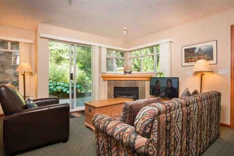 Townhouse for sale at 4325 Northlands Blvd Unit 46 Whistler British Columbia - MLS: R2349236