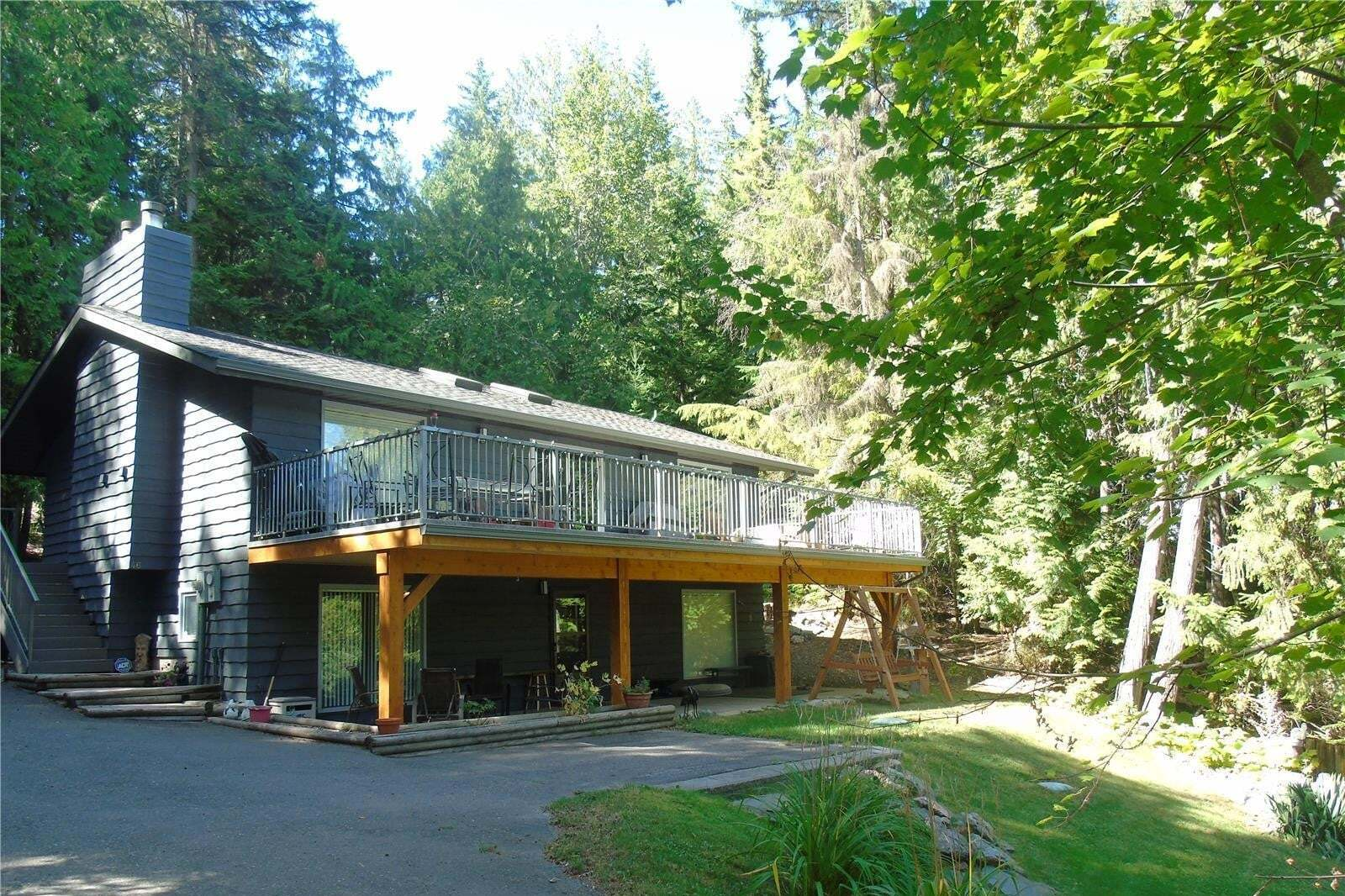 House for sale at 4498 Squilax Anglemont Rd Unit 46 Scotch Creek British Columbia - MLS: 10213983