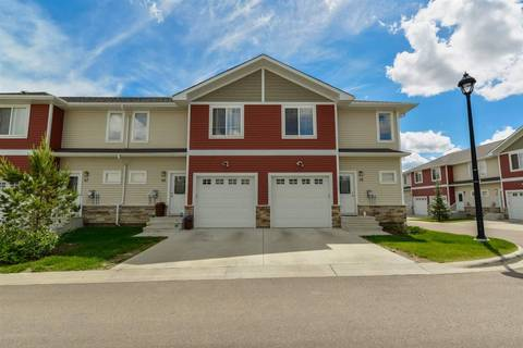 Townhouse for sale at 450 Mcconachie Wy Nw Unit 46 Edmonton Alberta - MLS: E4162288