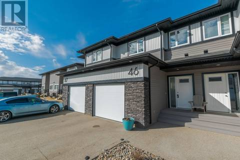 Townhouse for sale at 5301 Beacon Dr Unit 46 Regina Saskatchewan - MLS: SK803996