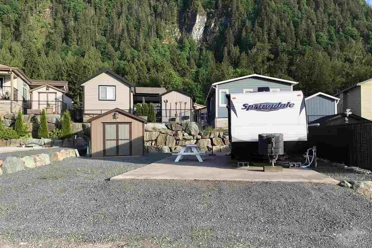 Home for sale at 53480 Bridal Falls Rd Unit 46 Rosedale British Columbia - MLS: R2422324