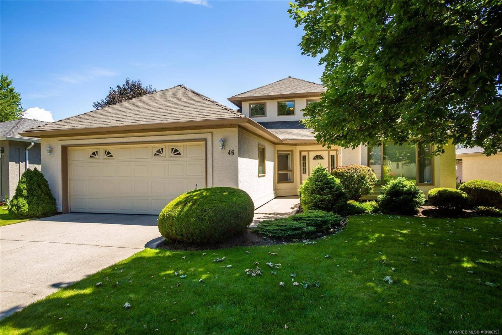 House for sale at 615 Glenmeadows Rd Unit 46 Kelowna British Columbia - MLS: 10186393