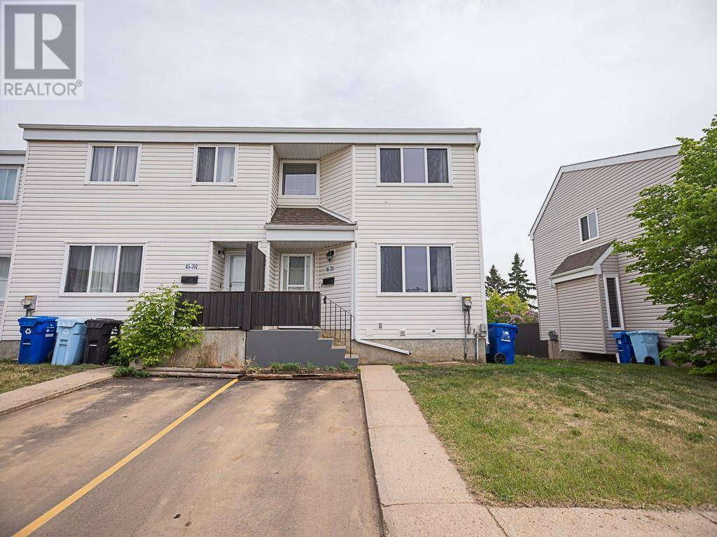 Townhouse for sale at 701 Beacon Hill Dr Unit 46 Fort Mcmurray Alberta - MLS: fm0169619