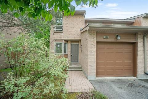 Townhouse for sale at 710 Coronation Ave Unit 46 Ottawa Ontario - MLS: 1156560