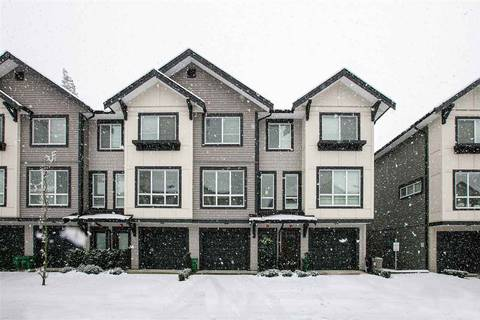 Townhouse for sale at 8570 204 St Unit 46 Langley British Columbia - MLS: R2428844