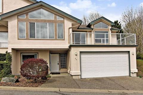 Townhouse for sale at 8590 Sunrise Dr Unit 46 Chilliwack British Columbia - MLS: R2356271