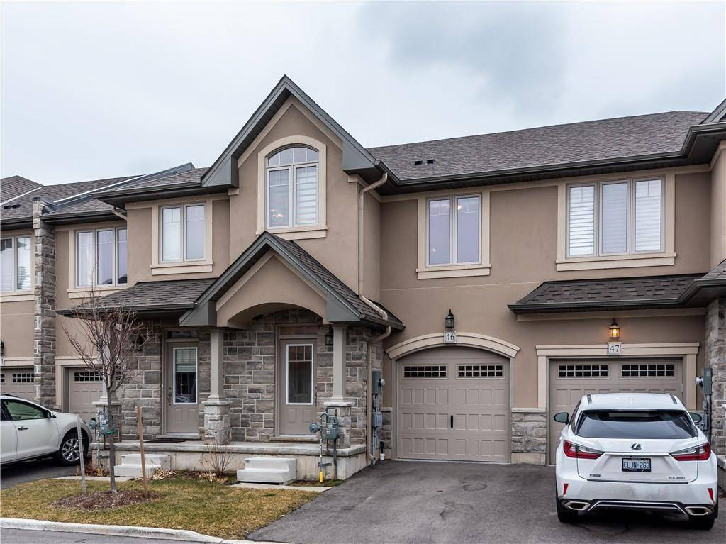 Townhouse for sale at 98 Shoreview Pl Unit 46 Stoney Creek Ontario - MLS: H4073058