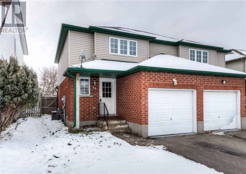 House for sale at 46 Activa St Kitchener Ontario - MLS: 30781195