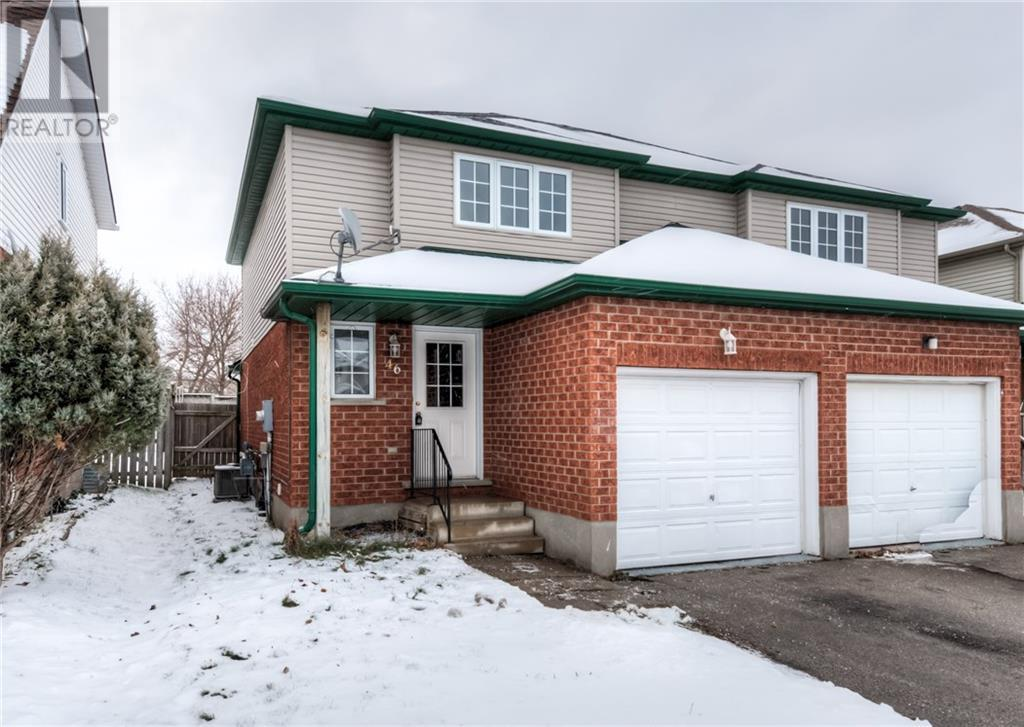 Removed: 46 Activa Street, Kitchener, ON - Removed on 2019-12-18 06:48:06