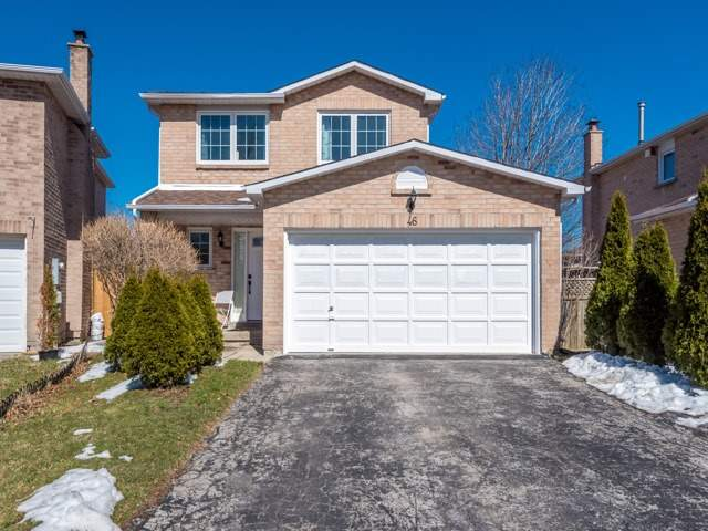 Sold: 46 Adrian Crescent, Markham, ON