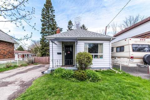 House for sale at 46 Arlington Ave Oshawa Ontario - MLS: E4459865