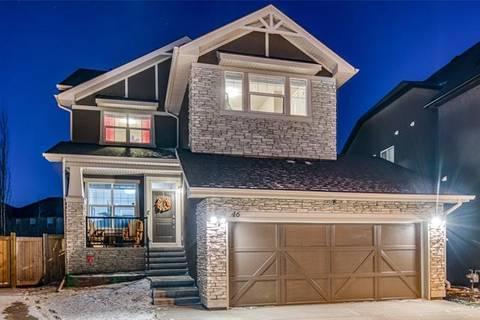 House for sale at 46 Aspenshire Pl Southwest Calgary Alberta - MLS: C4274134