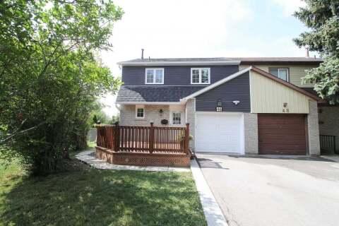 Townhouse for sale at 46 Astorville Sq Brampton Ontario - MLS: W4962850