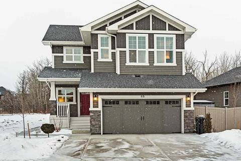 House for sale at 46 Avebury Ct Sherwood Park Alberta - MLS: E4142376