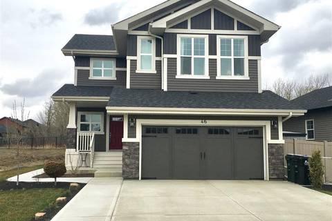 House for sale at 46 Avebury Ct Sherwood Park Alberta - MLS: E4155060