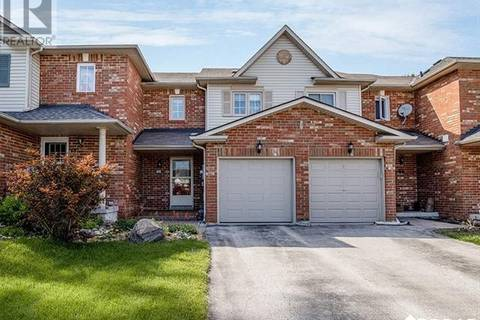 Townhouse for sale at 46 Bates Ct Barrie Ontario - MLS: 30744891