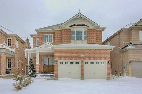 House for sale at 46 Bayberry St Whitchurch-stouffville Ontario - MLS: N4675276