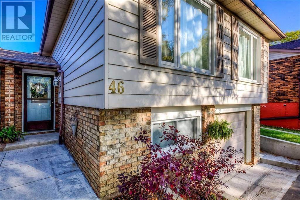 House for sale at 46 Beston Dr Hamilton Ontario - MLS: 30770492