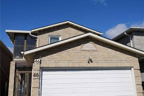House for rent at 46 Bethany Leigh Dr Toronto Ontario - MLS: E4604330