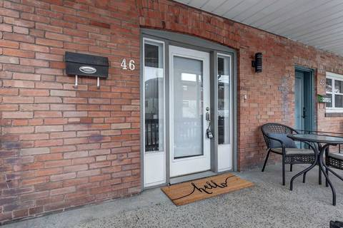 Townhouse for sale at 46 Blandford St Toronto Ontario - MLS: C4701031