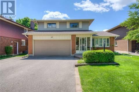 House for sale at 46 Bonfair Ct Kitchener Ontario - MLS: 30743833