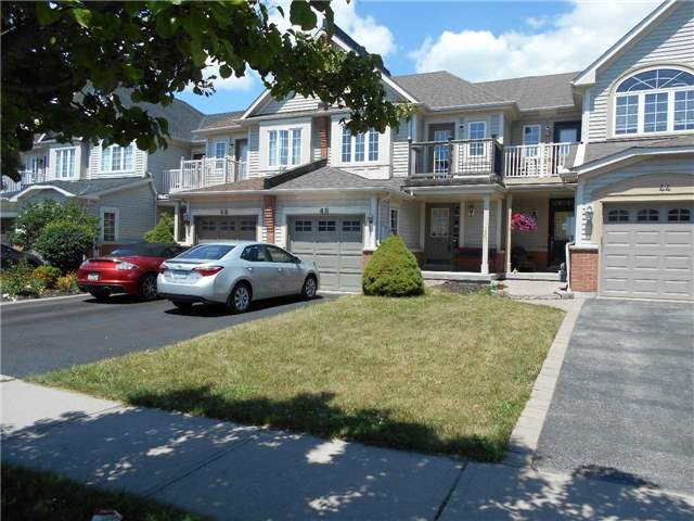 For Sale: 46 Breakwater Drive, Whitby, ON | 3 Bed, 4 Bath Townhouse for $519,900. See 19 photos!